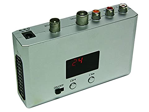 Velleman de grande qualité audio/vidéo Modulateur