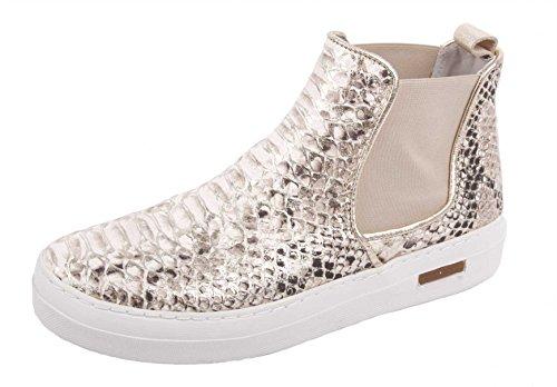 Ca'Shott 13004 Damen Hohe Sneakers erotic gold