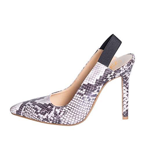 Chanel aus weißem Stoff und Schwarz Größe 35 Schuh mit Stoff 10 cm Kymalle Made in Italy Praxis KPR-22 HOHE MODERN ZUM SIGNORILE AUSGEZEICHNETE QUALITÄT - Python-stoff