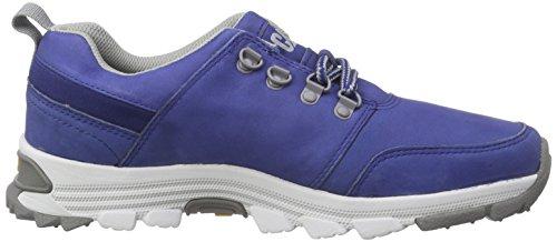 Caterpillar Interact Lo, Baskets Basses homme Bleu - Blau (MENS LIMOGES)