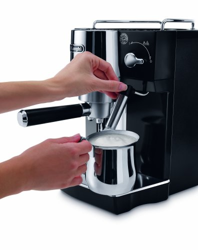 De'Longhi Pump Espresso Coffee Machine – Black