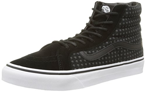 vanssk8-hi-slim-zapatillas-de-deporte-unisex-adulto-color-negro-noir-wool-dots-black-true-white-tall