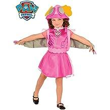 Disfraz Skye Patrulla Canina infantil - Único, 3 a 5 años