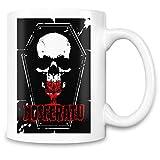 Roozio Nosferatu minimales Plakat - Nosferatu minimal Poster Coffee Mug Cup - 11 Oz Ceramic Cup