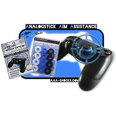 FPS Analogstick Aim Assistance ammortizzatore (AAA-Shocks) PlayStation 4: avvistamento per videogiochi sparatutto in prima persona (First Person Shooter Games) - Pro Grip Luce