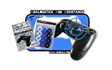 AAA-Shocks (Analogstick Aim Assistance Shock Absorbers): Famous Swiss F.P.S. Controller Add-On [Importación Inglesa]