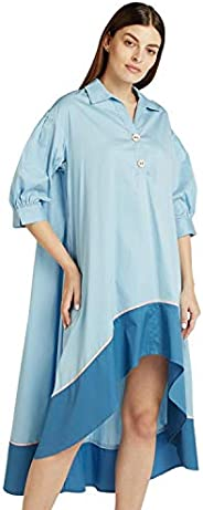 Iconic Women's 2091102 SS24CLRBLKSE Woven Cocktail Dress,
