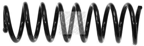 Preisvergleich Produktbild MAPCO 70163 Fahrwerksfeder Hinterachse