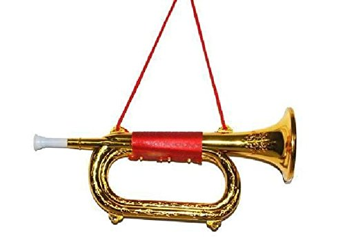 mgm-1-metallic-trumpet-22-cm-silver-and-gold-mix-