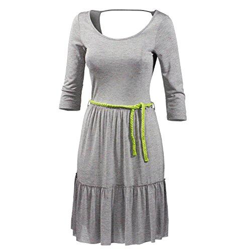 Maui Wowie Damen Jerseykleid grau M