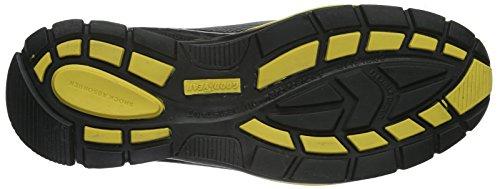 Goodyear Gyshu1511, Chaussures de Sécurité Homme Noir - Noir