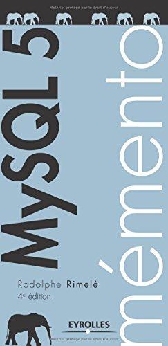 MySQL 5 by Rodolphe Rimel?? (2014-06-04)