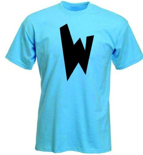 MAKZ - T-shirt de sport - Femme bleu ciel