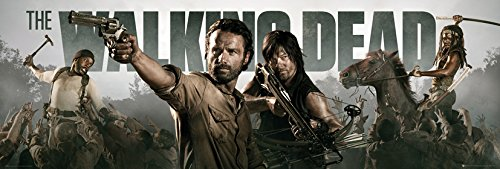 GB eye LTD, The Walking Dead, Banner, Poster Porta, 53 x 158 cm