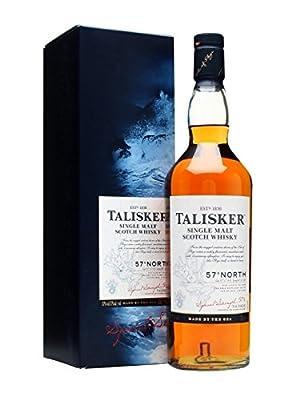 Talisker 57' North Single Malt Scotch Whisky (Case of 12 x 70cl Bottles)