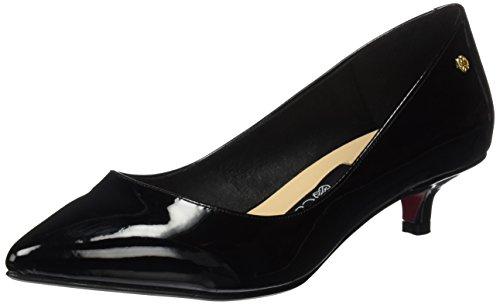 CUPL 103059 Vani100, Zapatos de tacn con Punta Cerrada para Mujer, Negro (Black), 38 EU