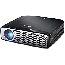 Philips PicoPix PPX 4935 720p 350-Lumens LED Portable Projector