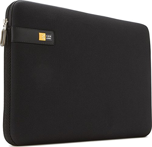Case Logic LAPS113K Notebook Sleeve 33,7 cm (13,3 Zoll) Schwarz (13.3 Logic Case)