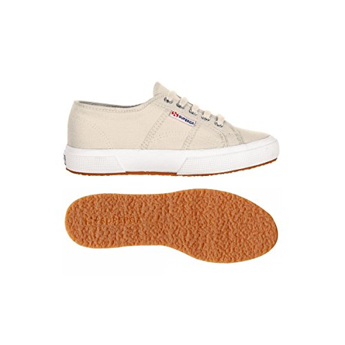 Superga 2750 Cotu Classic, Baskets mixte adulte Multicolore - ivoire