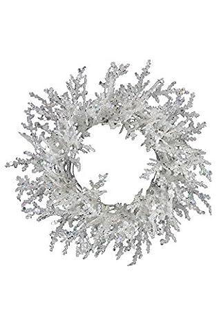 Renaissance 2000 Cypress Ring, 3.5-Inch, White