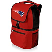 Picnic Time NFL New England Patriots Zuma Insulated Cooler Backpack
