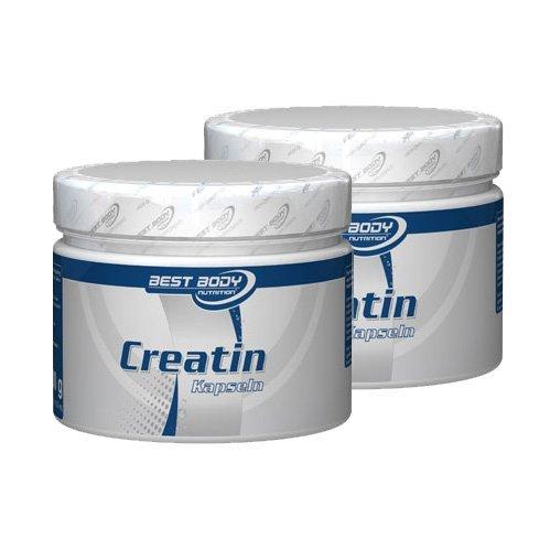 Best Body Nutrition Creatin ( 2 x 200 Kapseln = 400 Kapseln )