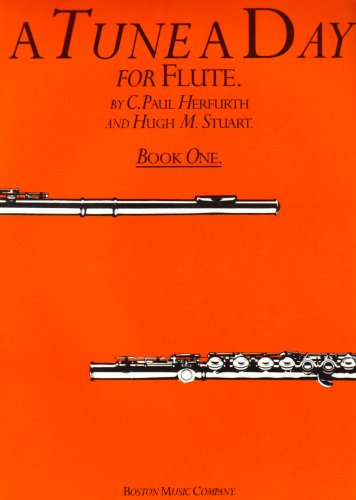 Tune A Day For Flute: Bk. 1 (A Tune a Day)
