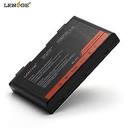 LENOGE Batterie de Remplacement d'Ordinateur Portable A32-F82 pour ASUS X5DIJ-SX039c ASUS A32-F52, L0690L6, L0A2016, x5C, X5D, X5E, X5J, X5DIJ-SX039C, X8B, X8d, X65, X70