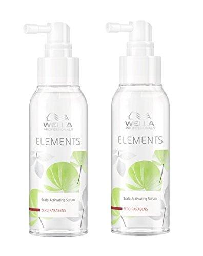 Wella 2x Care Elements Stärkendes Serum 100 Ml