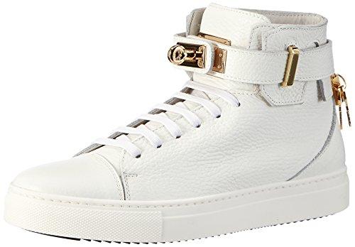 1d622e19d390 Stokton Women s 657-d Hi-Top Sneakers White (Bianco) ...