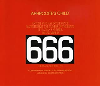 6 6 6 by Aphrodite'S Child (B000007TVK)   Amazon Products