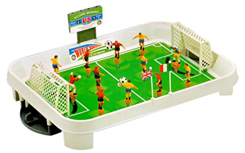 Toyshine Table Football Fun Game, Foosball Soccer Table  available at amazon for Rs.799