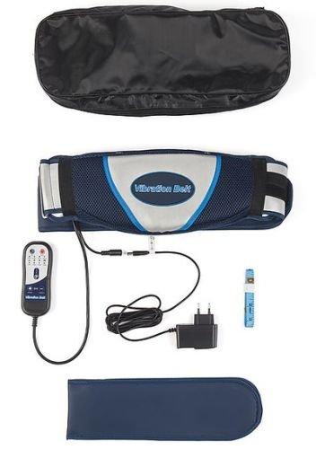 Vibra Belt- Vibrationsgürtel Massage Gürtel Muskelstaffung Vibrationsgürtel Test