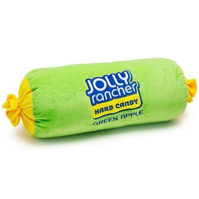 sweet-novelty-60003-jolly-rancher-green-apple-large-plush-pillow-by-sweet-novelty
