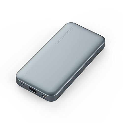 Caricabatterie portatile - Parkman S2 10000mAh Batteria Esterna portatile banca di potere (grigio)
