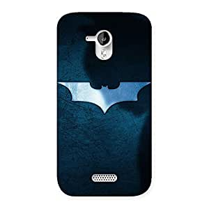 Blue Knight Back Case Cover for Micromax Canvas HD A116