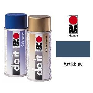 Marabu-do it Spraydose 150ml, Antikblau