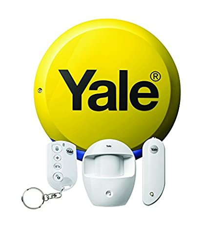 Yale Easy Fit Home Security Starter Kit Wireless WiFi Alarm System