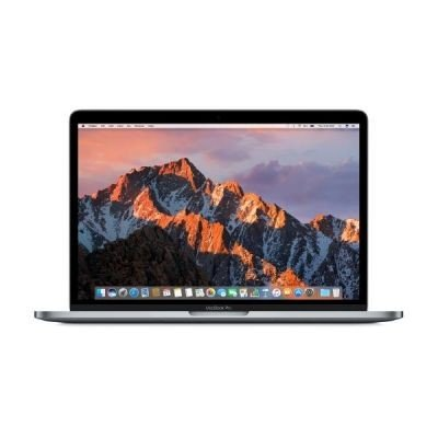 Apple MPXQ2D/A MacBook Pro 33 cm (13 Zoll), 2.3GHz i5, 128GB Notebook (Intel Core i5, 8GB RAM, Intel Iris Plus Graphics 650, Mac OS X) Spacegrau