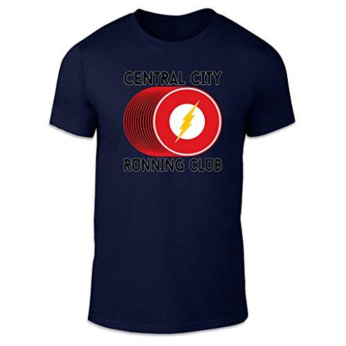 WTF Herren T-Shirt Navy