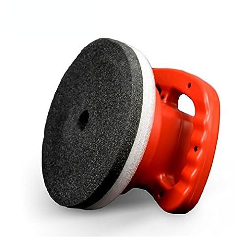 LPY-Machine de polissage de voiture portative machine de polissage de sols équipement de beauté scellé brillant poli 220V polissage au sol