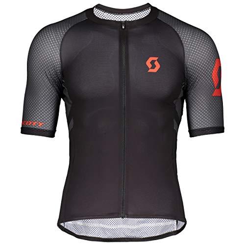 Scott RC Premium Climber Fahrrad Trikot kurz schwarz/grau 2019: Größe: XL (54/56)