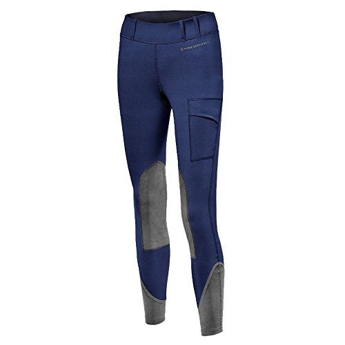 NOBLE BALANCE RIDING TIGHT NAVY LARGE