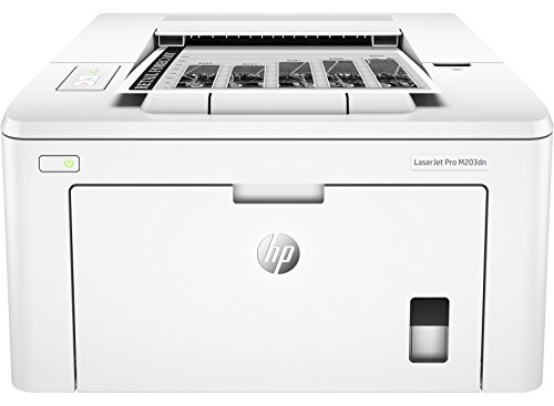 Preisvergleich Produktbild HP Laserjet PRO M 203 DN Drucker