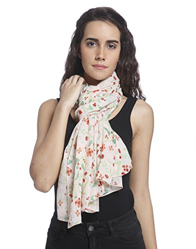 Vero Moda Women's Casual Scarves (_5713449675962_Jester Red_Free Size_)  available at amazon for Rs.799