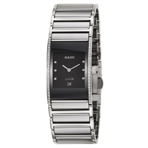 Rado Integral JUBILE Damen-Armbanduhr Diamant Quarz r20758752