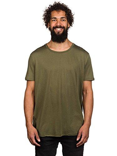 Herren T-Shirt ragwear Bran T-Shirt Dusty Olive