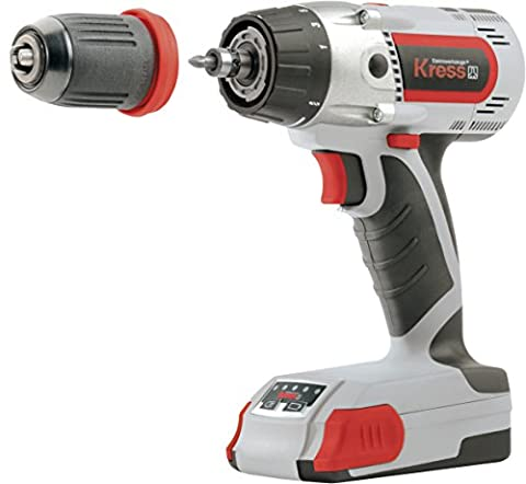 KRESS 180 AFB 2,1-2 ECO 18 V 2-Speed Cordless Screwdriver