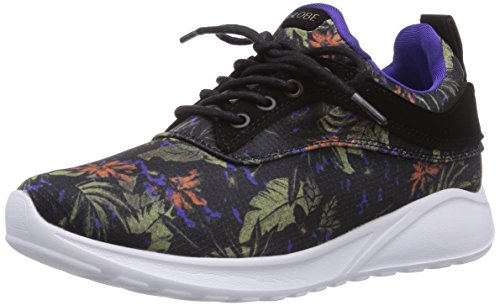 Globe - Roam Lyte, sneakers  da unisex adulto, multicolore(mehrfarbig (black/leaves 20092)), 39 EU (7 US)
