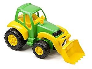 Miniland - Super Tractor, Color Verde (29906)
